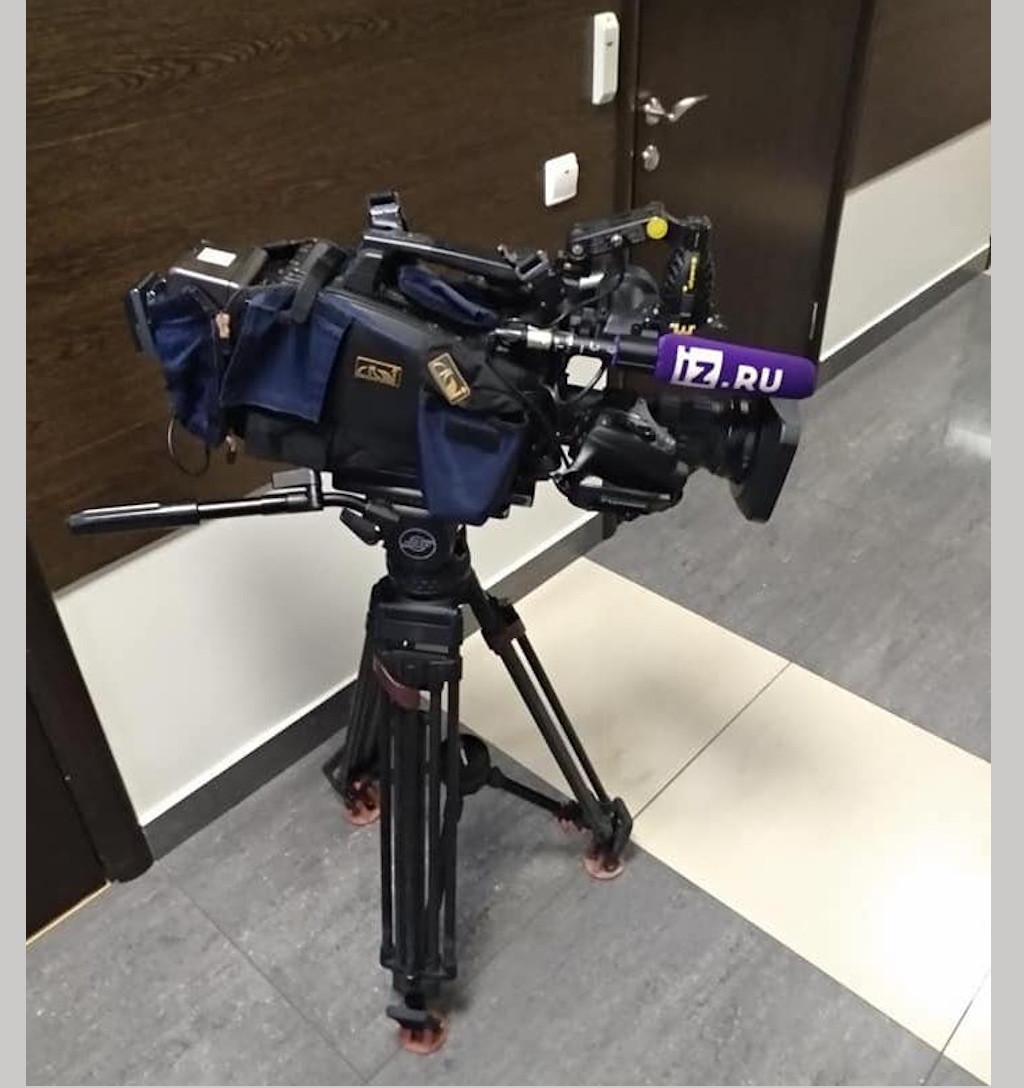 Орудие труда тележурналиста