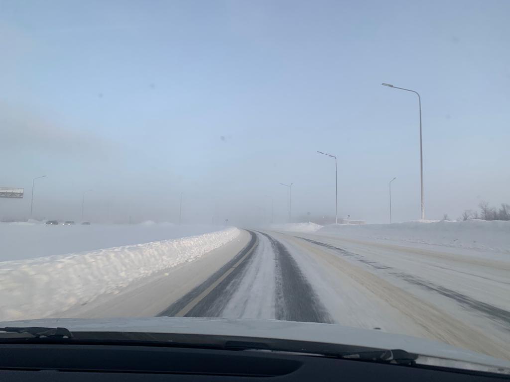 Дорога в Арктику