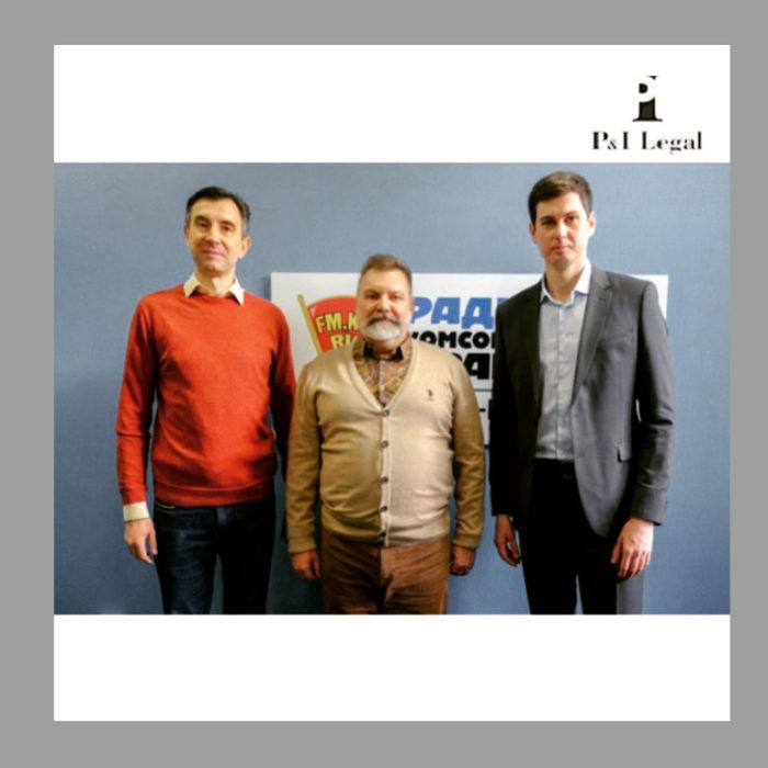 «Здоровый разговор» на радио «Комсомольская правда»